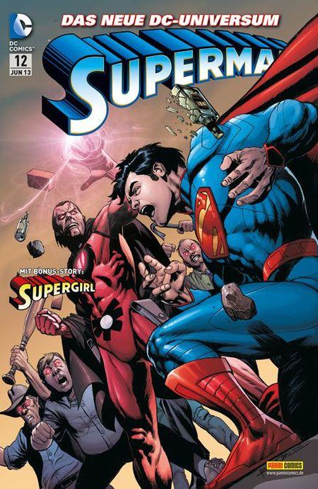 Superman 12 - Das Cover