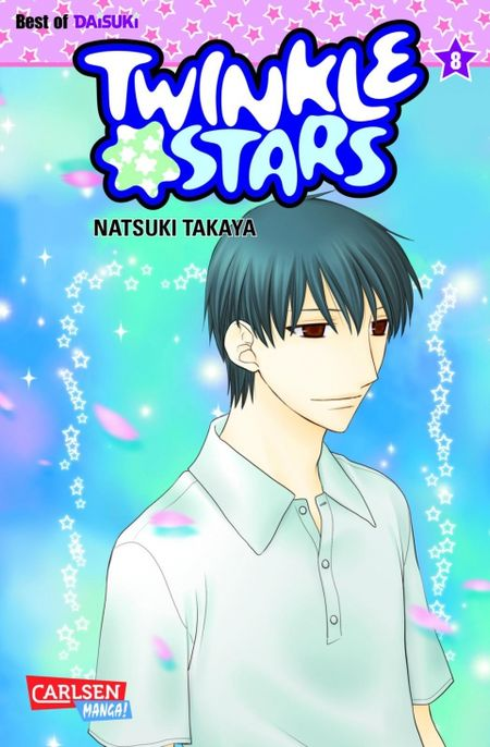 Twinkle Stars 8 - Das Cover