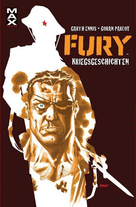 Marvel Max 52: Fury Kriegsgeschichten - Das Cover