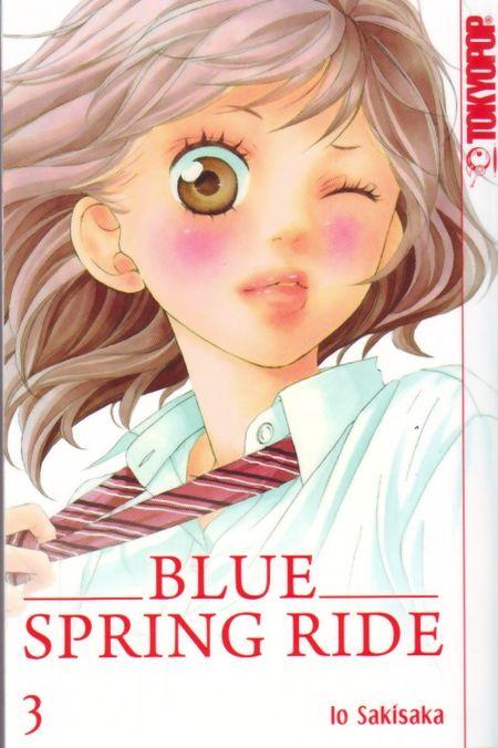 Blue Spring Ride 3 - Das Cover