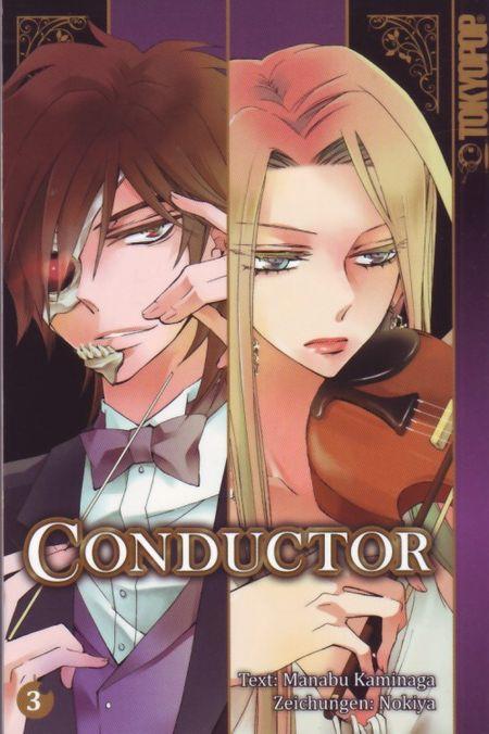 Conductor 3 - Das Cover