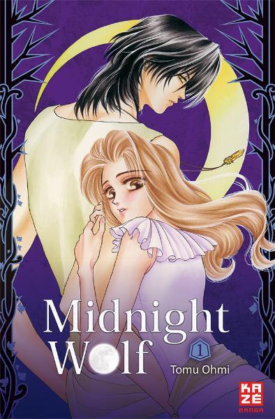 Midnight Wolf 1 - Das Cover