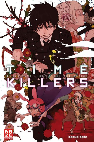 Time Killers - Das Cover