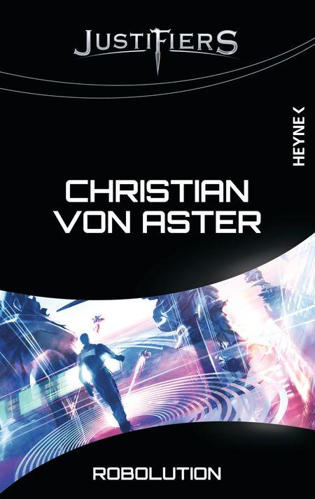 Justifiers - Robolution - Das Cover