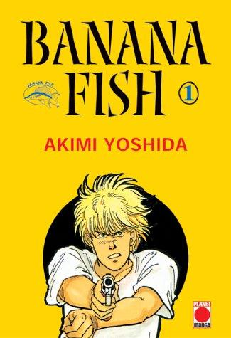 Banana Fish 1 - Das Cover