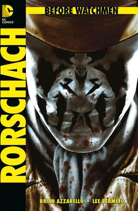 Before Watchmen: Rorschach - Das Cover