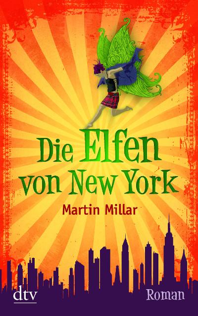 Die Elfen von New York - Das Cover