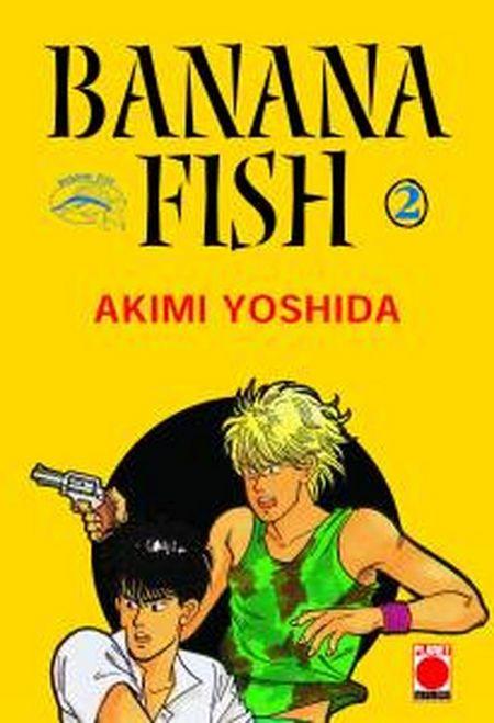 Banana Fish 2 - Das Cover