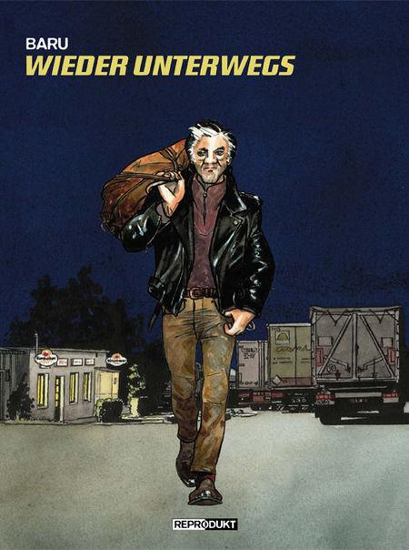 Wieder unterwegs - Das Cover
