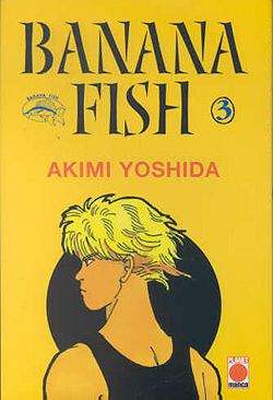 Banana Fish 3 - Das Cover