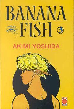 Banana Fish 3 - Das Cover
