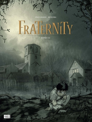 Fraternity 1 - Das Cover