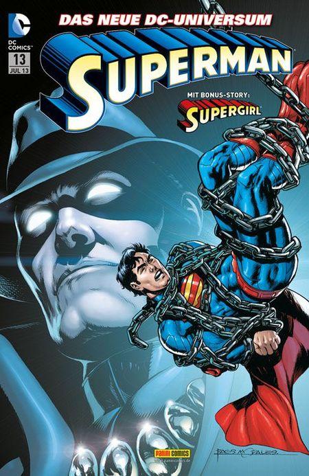 Superman 13 - Das Cover