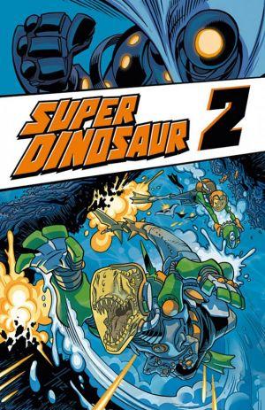 Super Dinosaur 2 - Das Cover