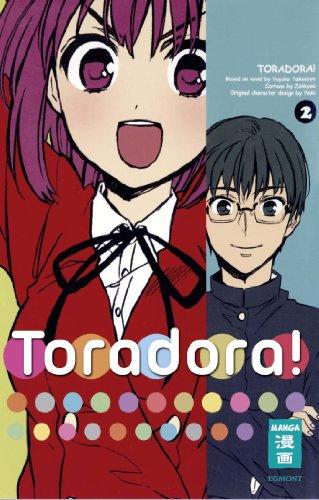 Toradora 2 - Das Cover