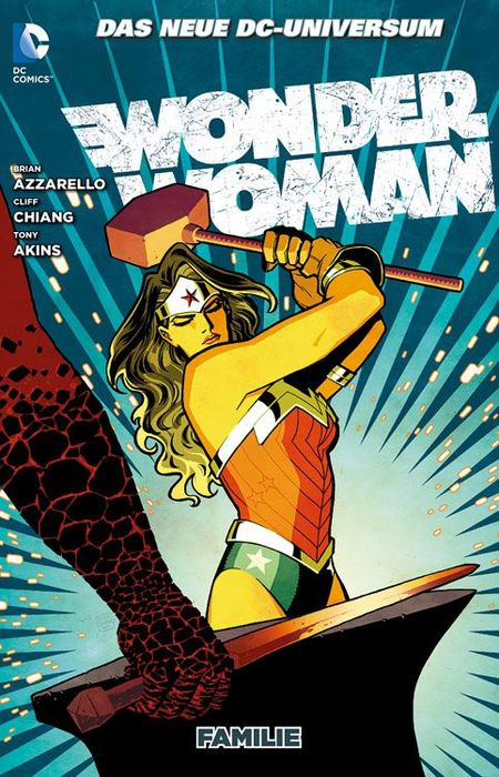 Wonder Woman 2 - Das Cover