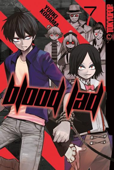 Blood Lad 7 - Das Cover