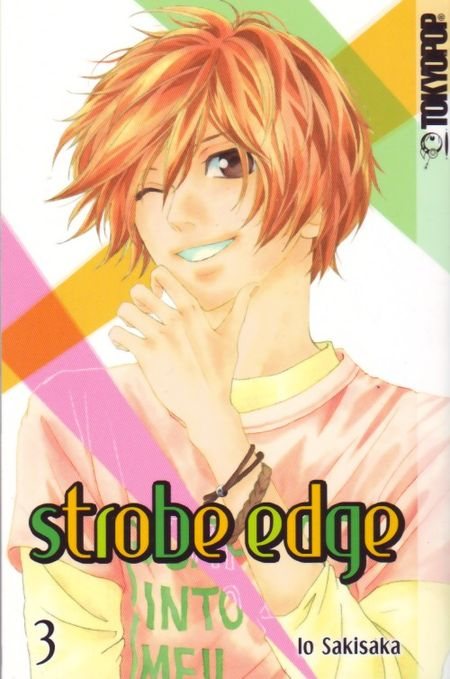 Strobe Edge 3 - Das Cover