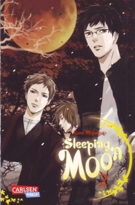 Sleeping Moon 2 - Das Cover