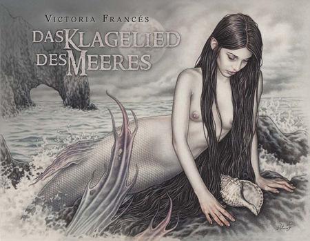 Das Klagelied des Meeres - Das Cover