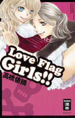 Love Flag Girls!! - Das Cover