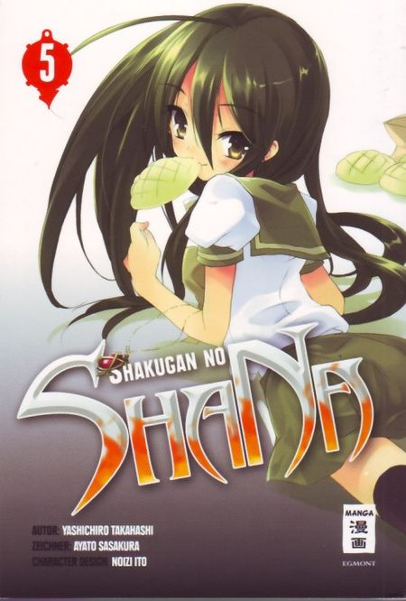Shakugan no ShaNa 5 - Das Cover