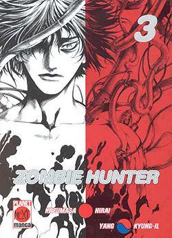 Zombie Hunter 3 - Das Cover