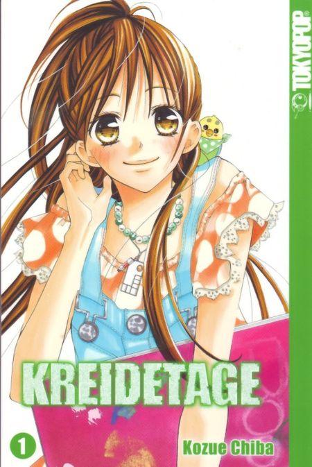 Kreidetage 1 - Das Cover