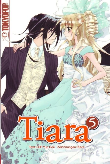 Tiara 5 - Das Cover