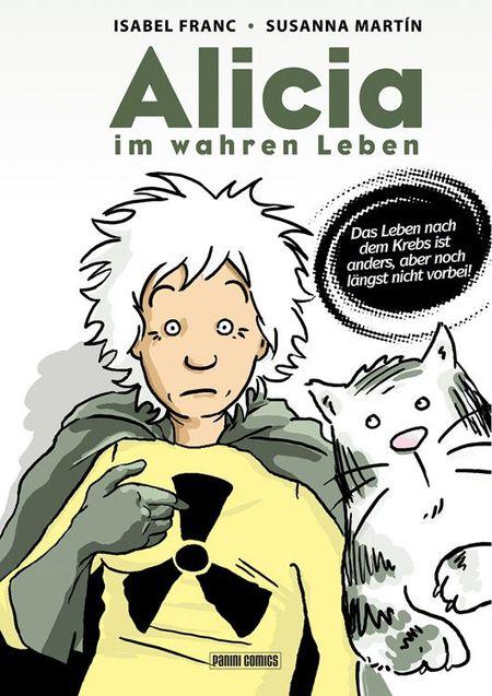 Alicia Im Wahren Leben - Das Cover