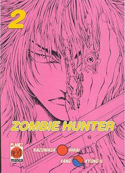 Zombie Hunter 2 - Das Cover