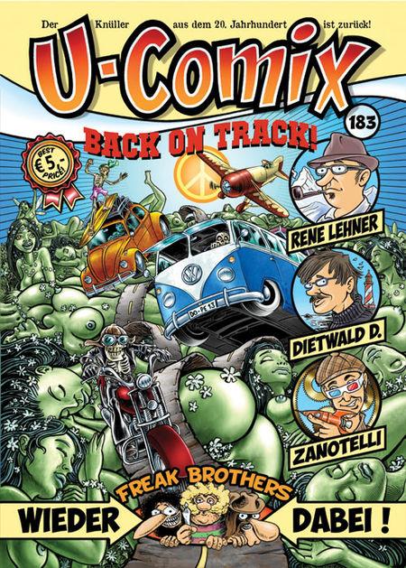 U-Comix 183 - Das Cover