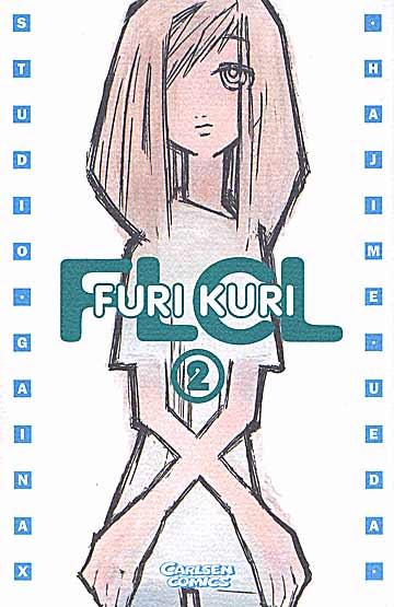 Furi Kuri 2 - Das Cover