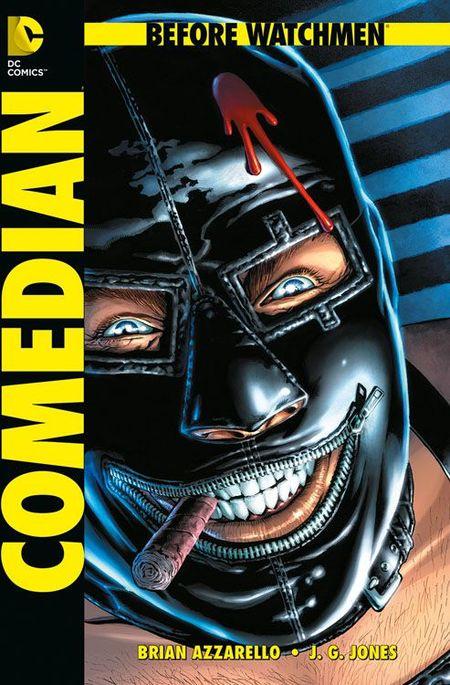 Before Watchmen: Comedian SC - Das Cover