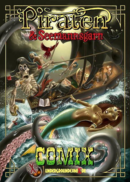 Piraten & Seemannsgarn - Das Cover