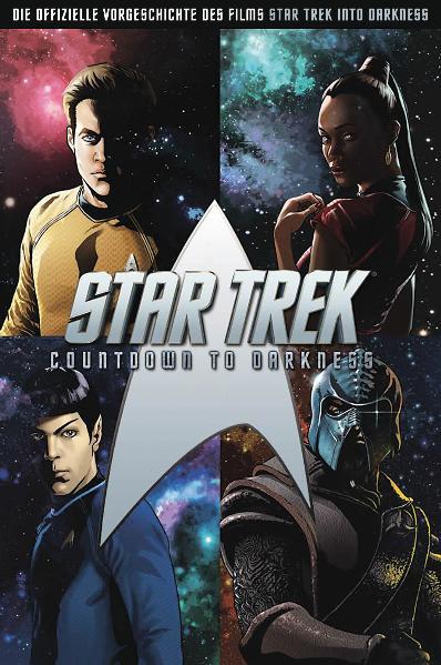 STAR TREK: Countdown to Darkness - Das Cover