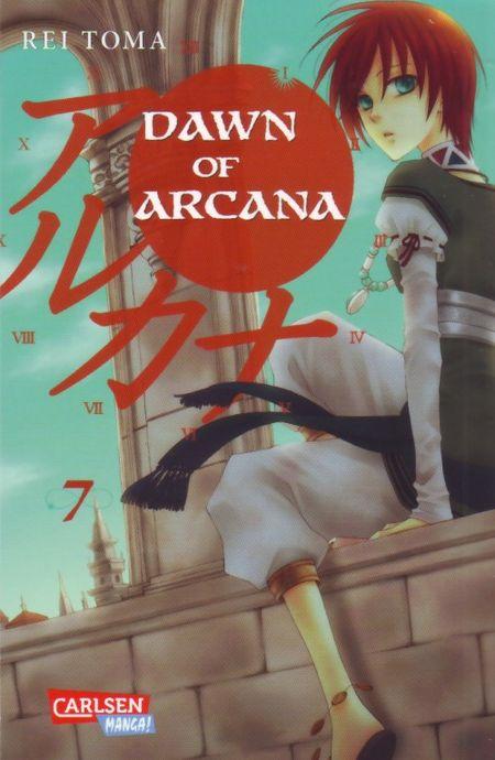 Dawn of Arcana 7 - Das Cover