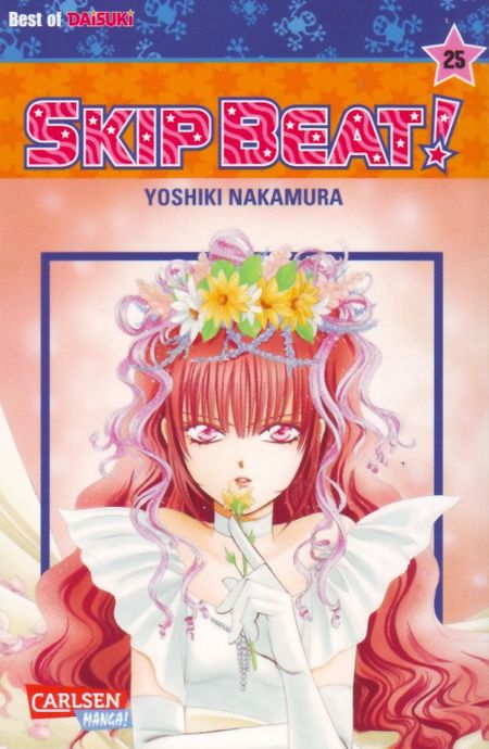 Skip Beat! 25 - Das Cover