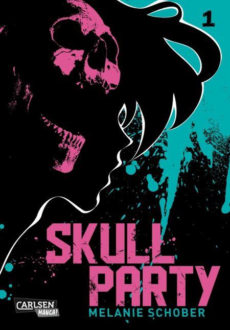 Skull Party 1 - Das Cover