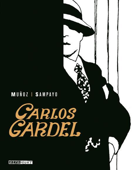 Carlos Gardel - Das Cover