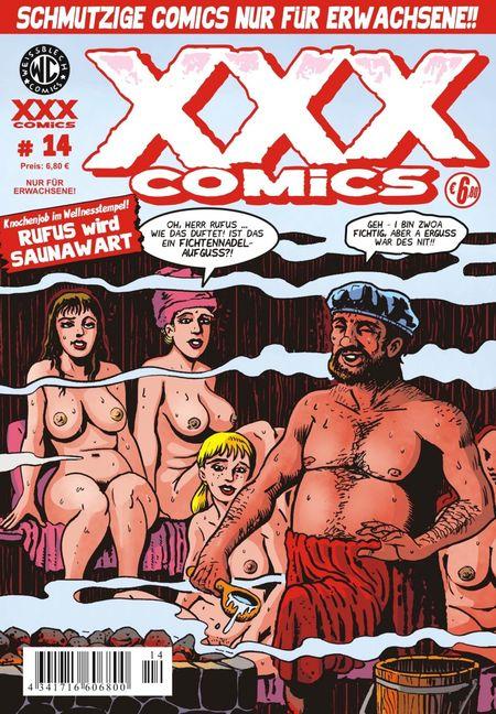 XXX-Comics 14 - Das Cover