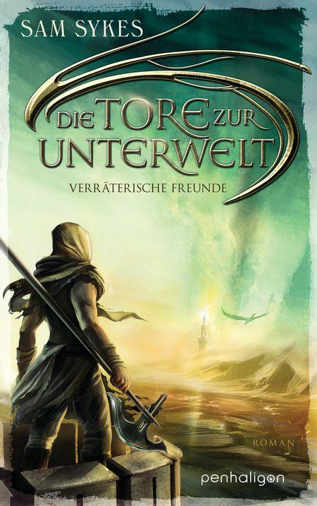 Die Tore zur Unterwelt 3: Verräterische Freunde - Das Cover
