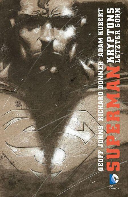 Superman Kryptons Letzter Sohn - Das Cover
