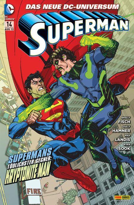 Superman 14 - Das Cover