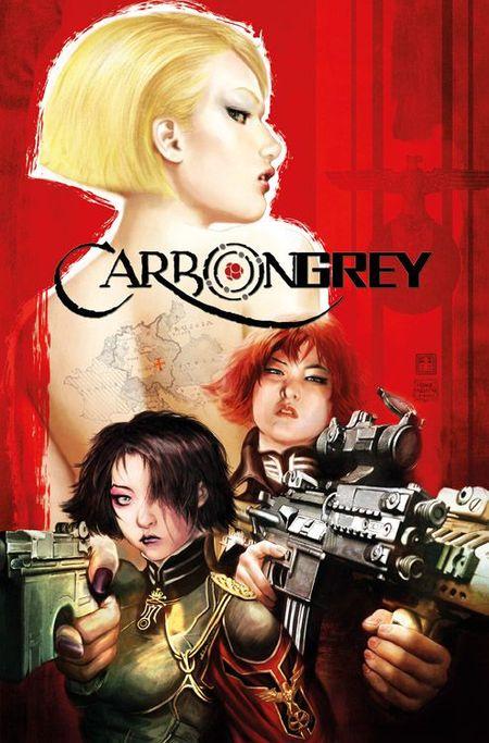 Carbon Grey 1 - Das Cover