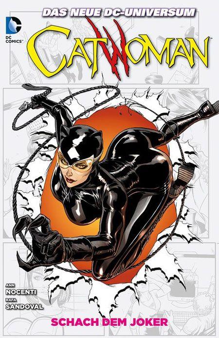 Catwoman 3 - Das Cover