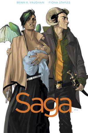 Saga 1 - Das Cover