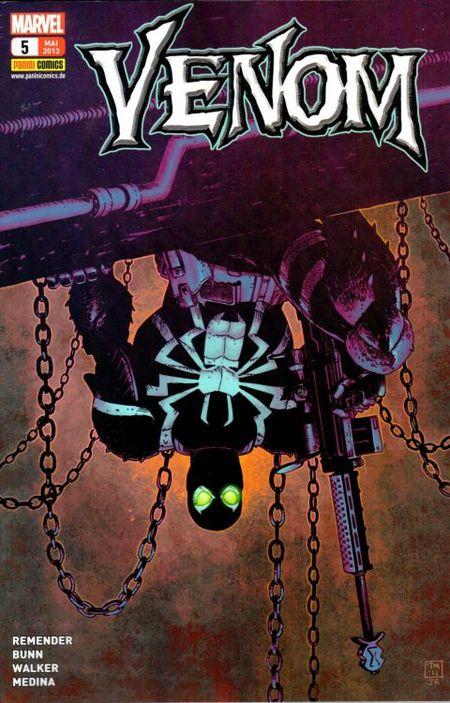 Venom 5: Savage Six - Das Cover