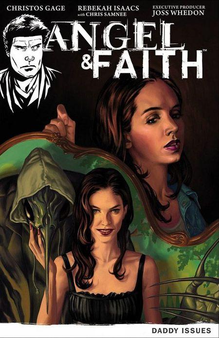 Angel & Faith 2: Vaterfreuden - Das Cover