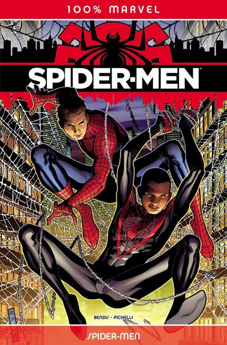 100% Marvel 67: Spider-Men - Das Cover